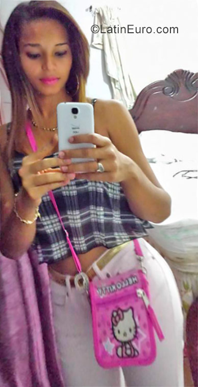 Date this hot Dominican Republic girl Rosy from La Vega DO29580